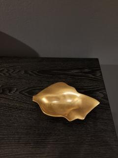 Michel Jaubert Rare signed brutalist Bronze Vide poche by Michel Jaubert France 1970s - 1263361