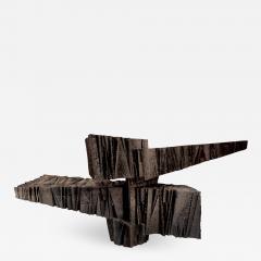 Michel Lucotte Arkham anvil N 1 sculpture by Michel Lucotte France 1962 - 1264968