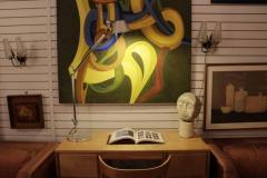 Michele de Lucchi Artimede Tolomeo Desk or Floor Lamp by Michele de Lucchi - 536342