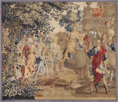Mid 18th Century French Tapestry - 1875543