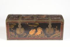 Mid 19th Century Chinoiserie Trunk - 1179214