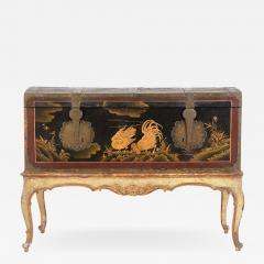 Mid 19th Century Chinoiserie Trunk - 1179739