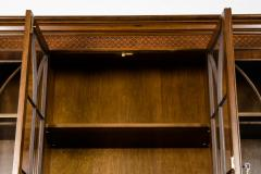 Mid 19th Century English Mahogany Wood Hutch Cabinet - 1038132