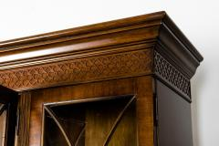 Mid 19th Century English Mahogany Wood Hutch Cabinet - 1038137