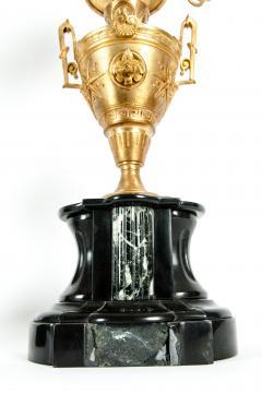 Mid 19th Century Gilt Bronze Five Arms Candelabra - 1170924