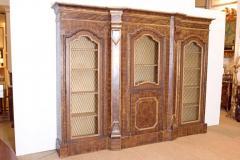 Mid 19th Century Italian Baroque Style Bookcase - 1984130