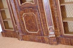Mid 19th Century Italian Baroque Style Bookcase - 1984131