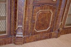 Mid 19th Century Italian Baroque Style Bookcase - 1984132