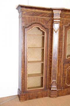 Mid 19th Century Italian Baroque Style Bookcase - 1984133