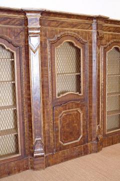 Mid 19th Century Italian Baroque Style Bookcase - 1984134