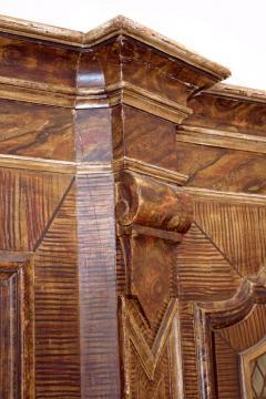Mid 19th Century Italian Baroque Style Bookcase - 1984135