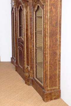 Mid 19th Century Italian Baroque Style Bookcase - 1984139