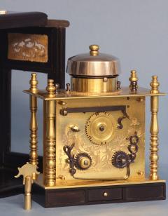 Mid 19th Century Japanese Bracket Clock with Original Case - 1184111
