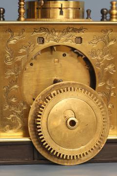 Mid 19th Century Japanese Bracket Clock with Original Case - 1184123
