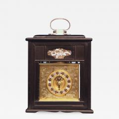 Mid 19th Century Japanese Bracket Clock with Original Case - 1184907
