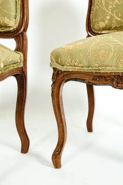 Mid 19th Century Mahogany Wood Frame Side Chairs - 1128555