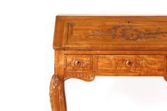 Mid 19th Century Slant Top Ladies Writing Desk - 1574374