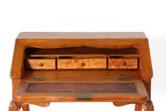 Mid 19th Century Slant Top Ladies Writing Desk - 1574376