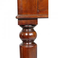 Mid 19th Century Victorian Mahogany Writing Table From Windsor Castle - 1532252