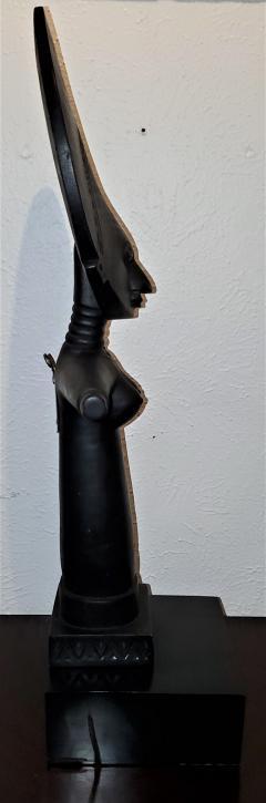 Mid 20th Century Ghanayan Akuba Fertility Doll - 1660532