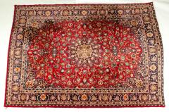 Mid 20th Century Hand Knotted Persian Rug - 1169205