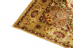 Mid 20th Century Hand Knotted Silk Area Rug - 1169176