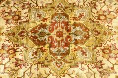Mid 20th Century Hand Knotted Silk Area Rug - 1169177