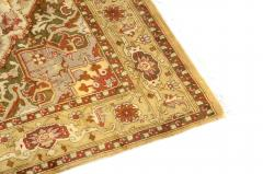 Mid 20th Century Hand Knotted Silk Area Rug - 1169178