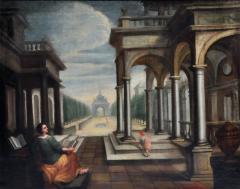 Mid 20th Century Italian Painting - 1072059