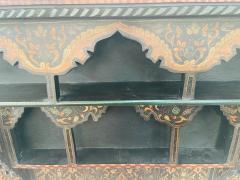 Mid 20th Century Moroccan Wall Shelf or Spice Rack - 1638898
