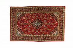 Mid 20th Century North American Hand Knotted Wool Rug - 1169151
