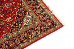 Mid 20th Century North American Hand Knotted Wool Rug - 1169154