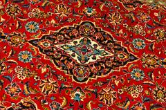 Mid 20th Century North American Hand Knotted Wool Rug - 1169157
