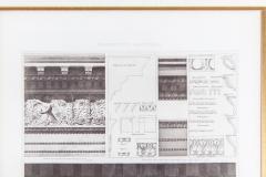 Mid 20th Century Set Three Lithograph Giltwood Frame - 1038263