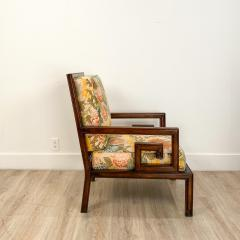 Mid Century Chinese Style Armchair America - 1952117