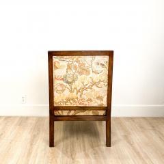 Mid Century Chinese Style Armchair America - 1952119
