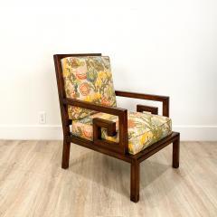 Mid Century Chinese Style Armchair America - 1952120