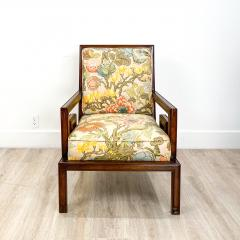 Mid Century Chinese Style Armchair America - 1952121
