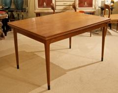 Mid Century Danish Dining Table with Extending Leaves - 1826363