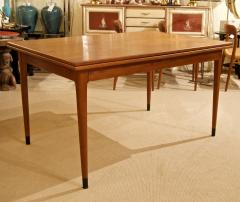 Mid Century Danish Dining Table with Extending Leaves - 1826364
