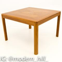 Mid Century Danish Modern Teak Side End Table - 1871223