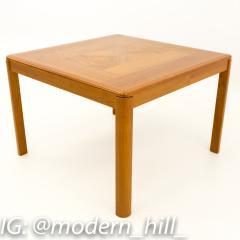 Mid Century Danish Modern Teak Side End Table - 1871224