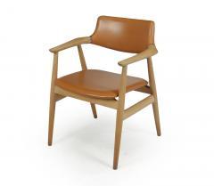 Mid Century Desk Chair in Oak by Erik Kirkegaard - 1991549