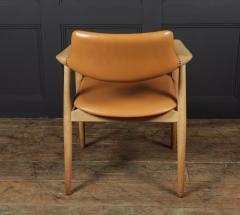 Mid Century Desk Chair in Oak by Erik Kirkegaard - 1991551