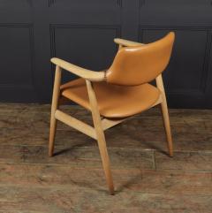 Mid Century Desk Chair in Oak by Erik Kirkegaard - 1991553