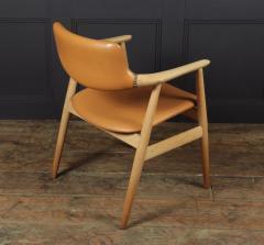 Mid Century Desk Chair in Oak by Erik Kirkegaard - 1991554