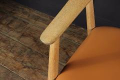 Mid Century Desk Chair in Oak by Erik Kirkegaard - 1991556
