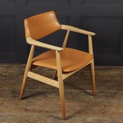 Mid Century Desk Chair in Oak by Erik Kirkegaard - 1991557