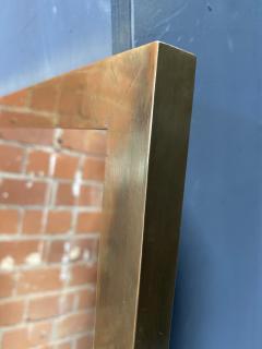 Mid Century Italian Oversize Wall Mirror Italy 1950 - 2100012