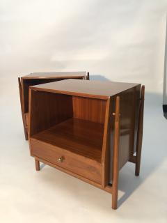 Mid Century Kipp Stewart for Drexel Furniture Declaration Nightstands - 1890057